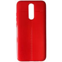 Силикон Auto Focus кожа Xiaomi Redmi 8 red