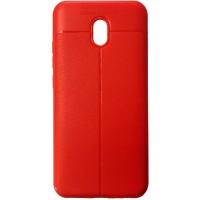 Силикон Auto Focus кожа Xiaomi Redmi 8A red