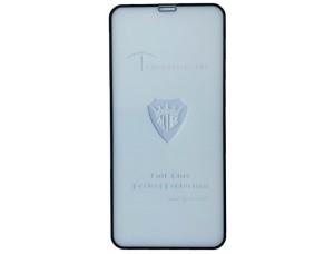 защитное стекло Full Glue iPhone XS MAX/11 Pro Max black тех упаковка