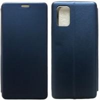 Чехол-книжка Level for Samsung A51 (A515) Blue