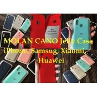 Силикон MOLAN CANO Jelly Case Xiaomi Redmi K30 dark blue