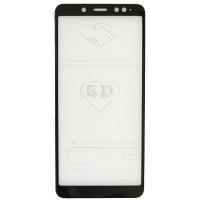 стекло 5D Strong for Xiaomi Redmi Note5 PRO black тех. пак.