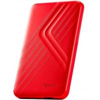 PHD External 2.5'' Apacer USB 3.2 Gen. 1 AC236 1Tb Red (color box)