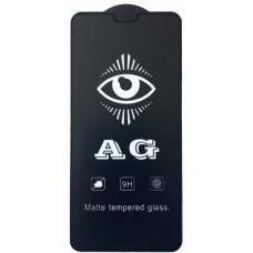 защитное стекло AG for Huawei Mate 30 matte black тех упак.