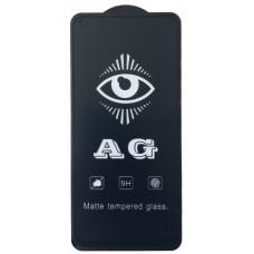 защитное стекло AG for Huawei P40 Lite matte black тех упак.