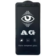 защитное стекло AG for Huawei Y5 2018 matte black тех упак.