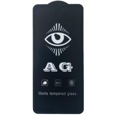 защитное стекло AG for Huawei Y7 2019 matte black тех упак.