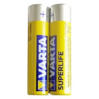 Батарейка VARTA SUPERLIFE AAАFOL 2 ZINC-CARBON R3 (2003) цена за 2 шт.