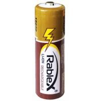 Аккумулятор Rablex 18650 Li-lon 2400 mAh (1/40/400)