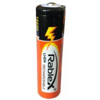 Аккумулятор Rablex 18650 Li-lon 3200 mAh (1/40/400)