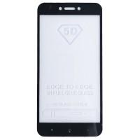 защитное стекло Full Glue Xiaomi Redmi 5A black тех упаковка