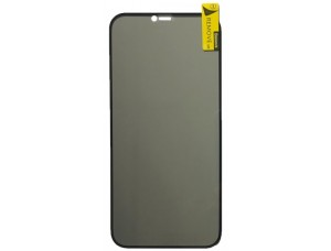 Baseus (SGAPIPH61P-ATG01) 0.23mm glass anti-spy function for iP 12 Pro (6.1'') 2020 (2шт/упак) Black