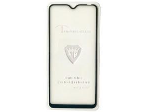 защитное стекло Full Glue Vivo Y91C black тех упаковка