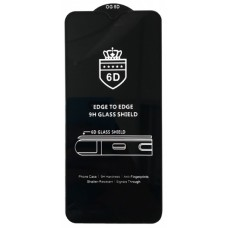 Защитное стекло 6D EDGE TO EDGE for Samsung A20S (A207) Black тех упаковка