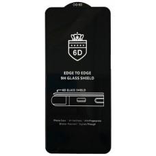 Защитное стекло 6D EDGE TO EDGE for Samsung A21S (A217) Black тех упаковка
