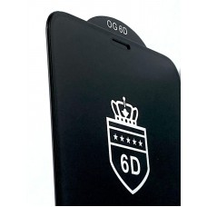 Защитное стекло 6D EDGE TO EDGE for Samsung A80 (A805) Black тех упаковка