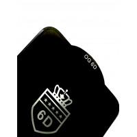 Защитное стекло 6D EDGE TO EDGE for Xiaomi Redmi Note 8 Black тех упаковка