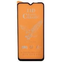 Защитное стекло Ceramic MATTE Xiaomi Mi 10 Lite Black тех упаковка