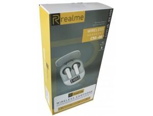 Наушники Realme BUDS AIR CM-06(K) White