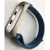 Ремешок Xiaomi Mi Band 3/4 Nylon NEW Sport Sky-blue