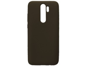 GRAND Full Silicone Cover for Samsung A20s (A207) olive
