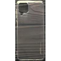 Силикон Smitt Samsung A12 (A125) clear