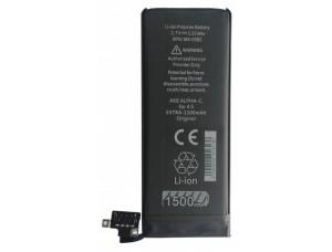 Аккумуляторы ALPHA-C EXTRA for iPhone4S/1500mAh Original