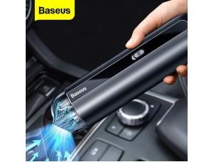 Пылесос портативный Baseus A2 Car Vacuum Cleaner (5000pa) Black