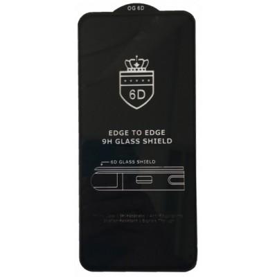 Защитное стекло 6D EDGE TO EDGE for Xiaomi Redmi Note 10 Pro Black тех упаковка