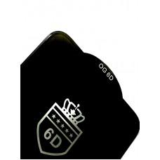 Защитное стекло 6D EDGE TO EDGE for Samsung A52 4G (A525) Black тех упаковка