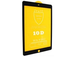 Защитное стекло 10D IPAD 5 / 6 / AIR / 2 Black тех.пак.