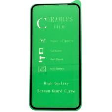 Защитное стекло CERAMIC iPhone 12 Pro Max Black тех упаковка