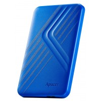 Внешний жесткий диск 2.5'' Apacer USB 3.2 Gen. 1 AC236 2Tb Blue (color box)