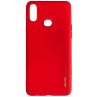 Силикон Smitt Samsung A10s (A107) red