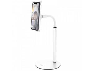 Настольный держатель Hoco PH30 Soaring series metal desktop stand 4,7-10