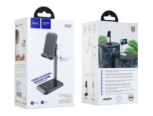 Настольный держатель Hoco PH27 Soaring metal desktop stand 4,7-10