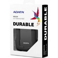 Внешний жесткий диск 2.5'' ADATA USB 3.1 DashDrive Durable HD330 4TB Black