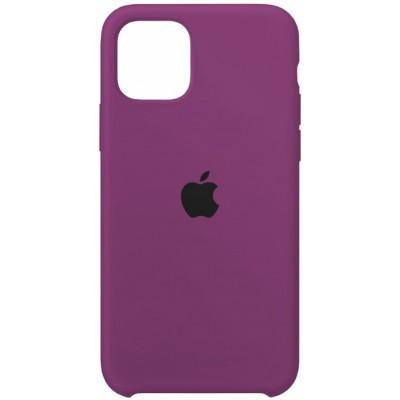 Silicone Case Full for iPhone 11 Pro Max (45) purple