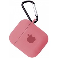 Чехол for AirPods SILICONE CASE Pink